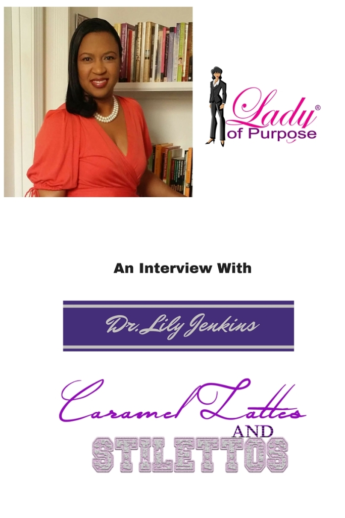 An Interview With Dr. Lily Jenkins