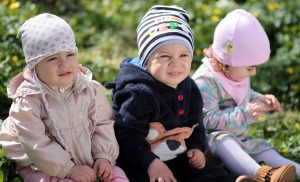 kids-3 babies